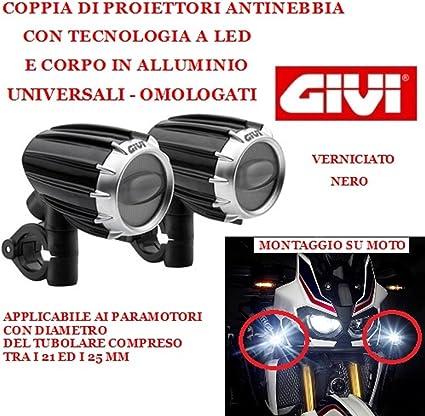 Focos para moto faros delanteros a LED Par proyectores universales ...