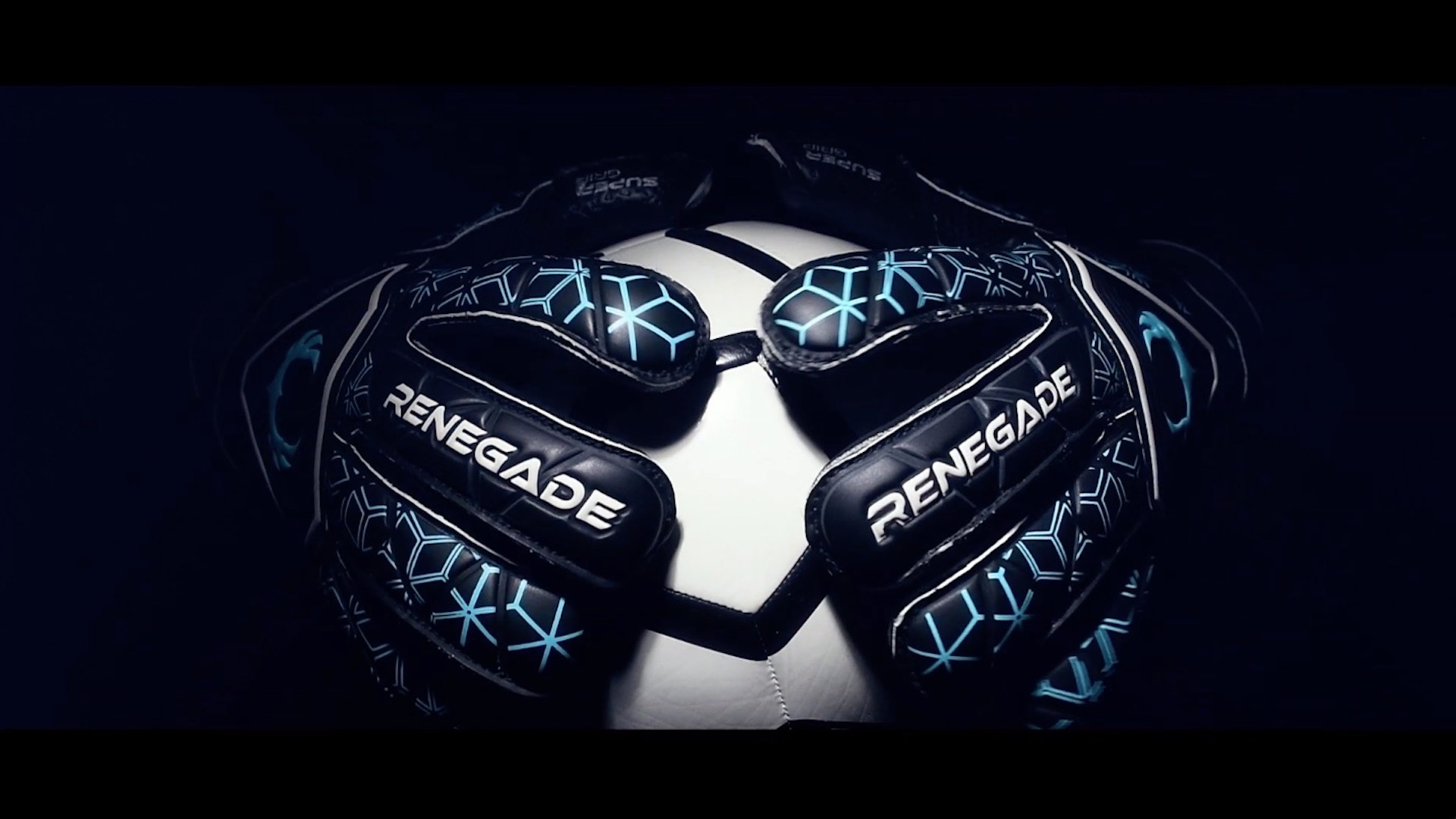 Renegade GK Talon Goalie Gloves with Pro-Tee Fingersaves & Hyper Grip Palms (Comp. Level 2) - Amazing Goalkeeper Gloves, Exceptional Value - 30 Day Guar. - Sizes 5-11, 3 Styles/Cuts