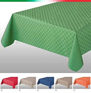 Tovaglia verde perfect download carta da parati bianca - Tovaglie plastificate design ...