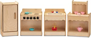 product image for Jonti-Craft 2075JC Toddler Contempo Kitchen 4 Piece Set