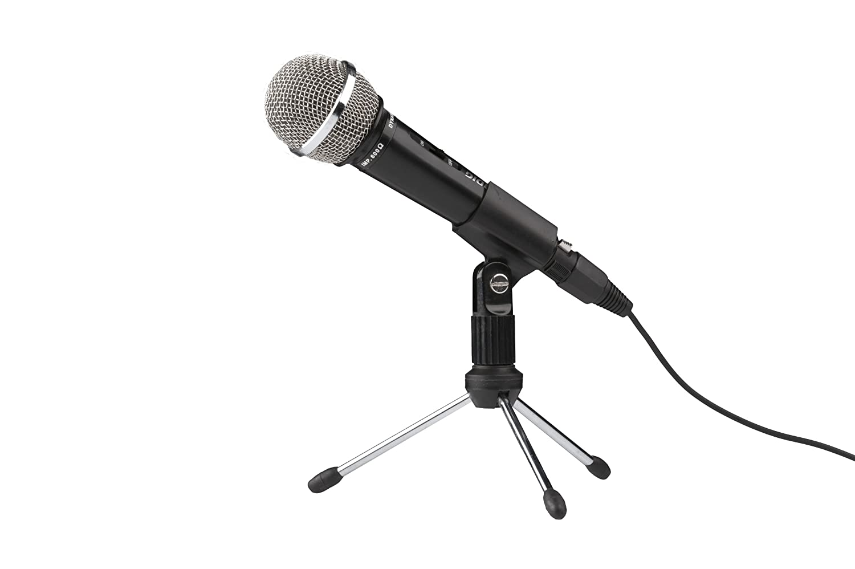 Grundig 50911 Mikrofon mit Stativ
