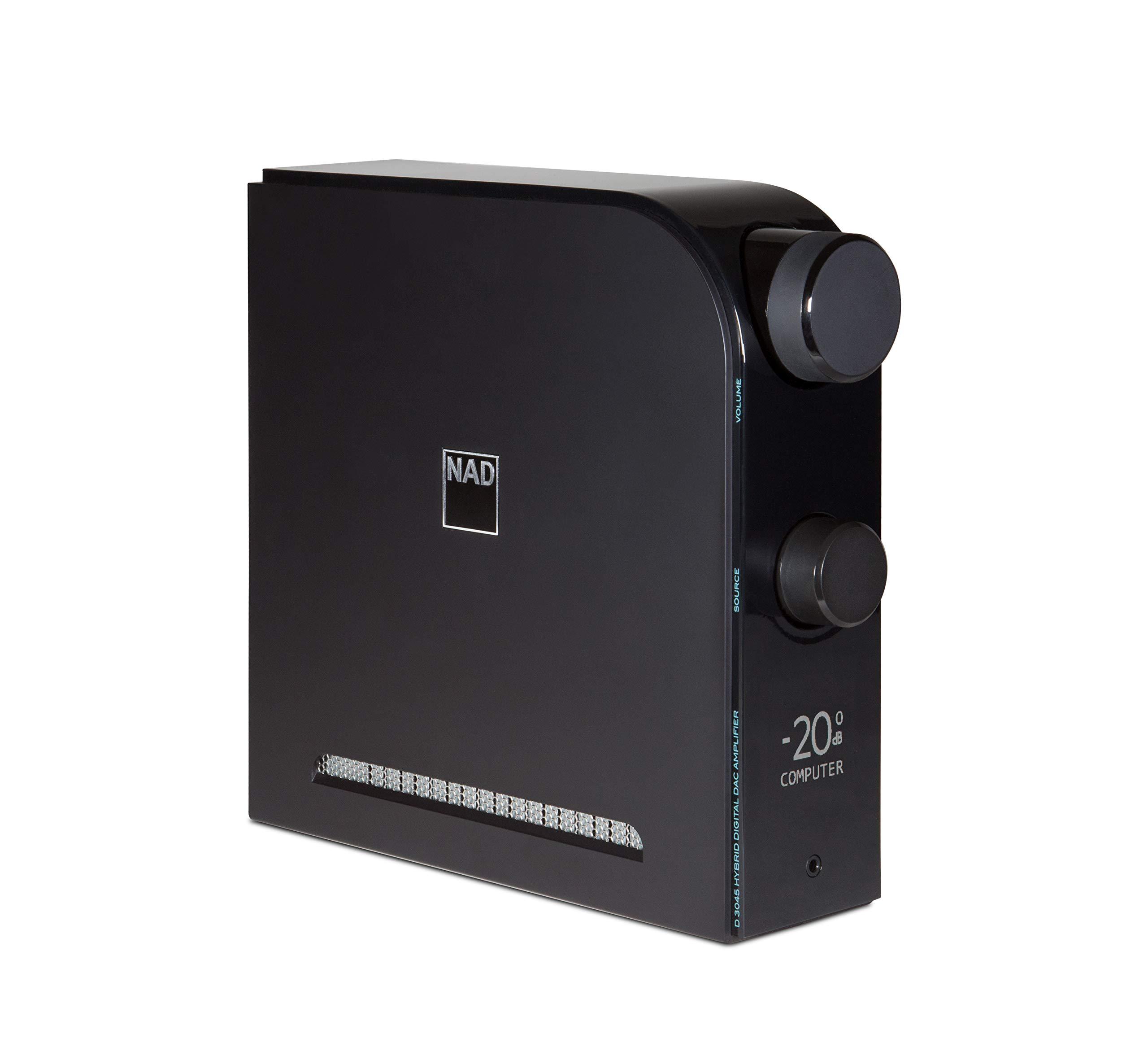 NAD - D 3045 HybridDigital DAC/Amplifier by NAD Electronics (Image #1)