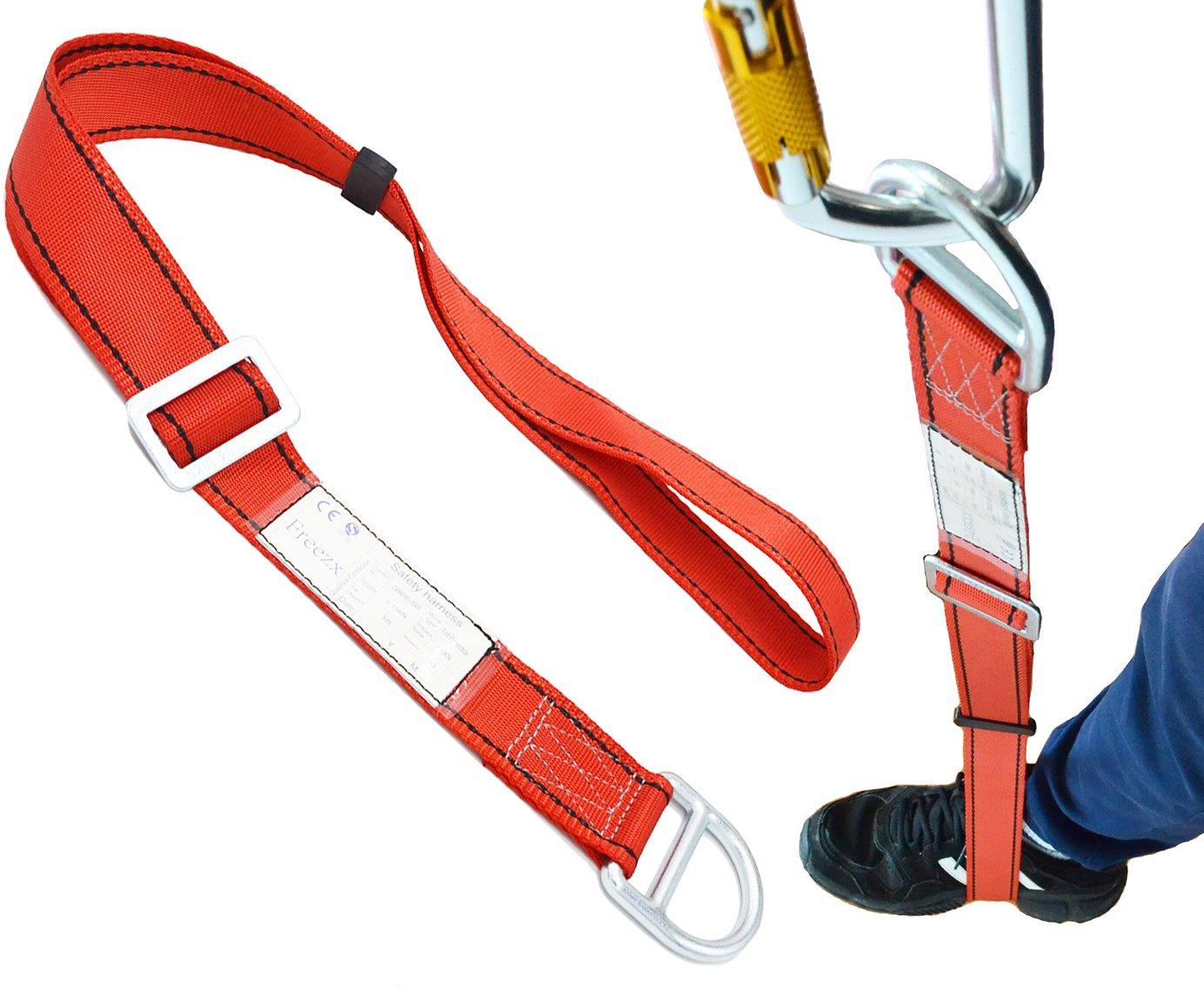 Climbing Foot Loop Footer Ascender Sling