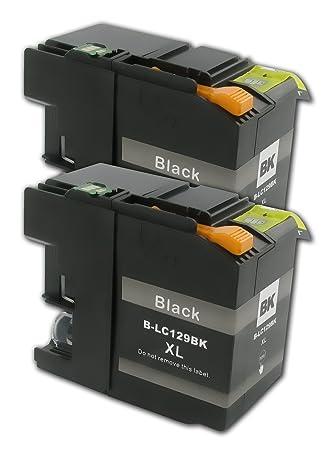 La tinta calamar LC129 X XL compatible cartuchos de tinta de ...