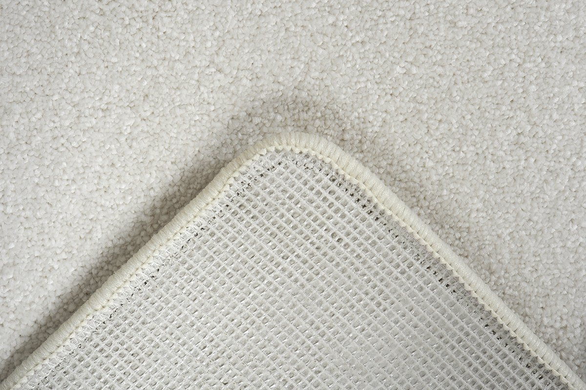 Luxus Hochflor Hochflor Hochflor Teppich Prestige Läufer - schadstoffgeprüft pflegeleicht robust und strapazierfähig   schmutzabweisend und dekorativ   Schlafzimmer Büro Flur Diele, Farbe Weiß, Größe 80 x 250 cm B01MU7EVD5 Teppiche & Lu aac739