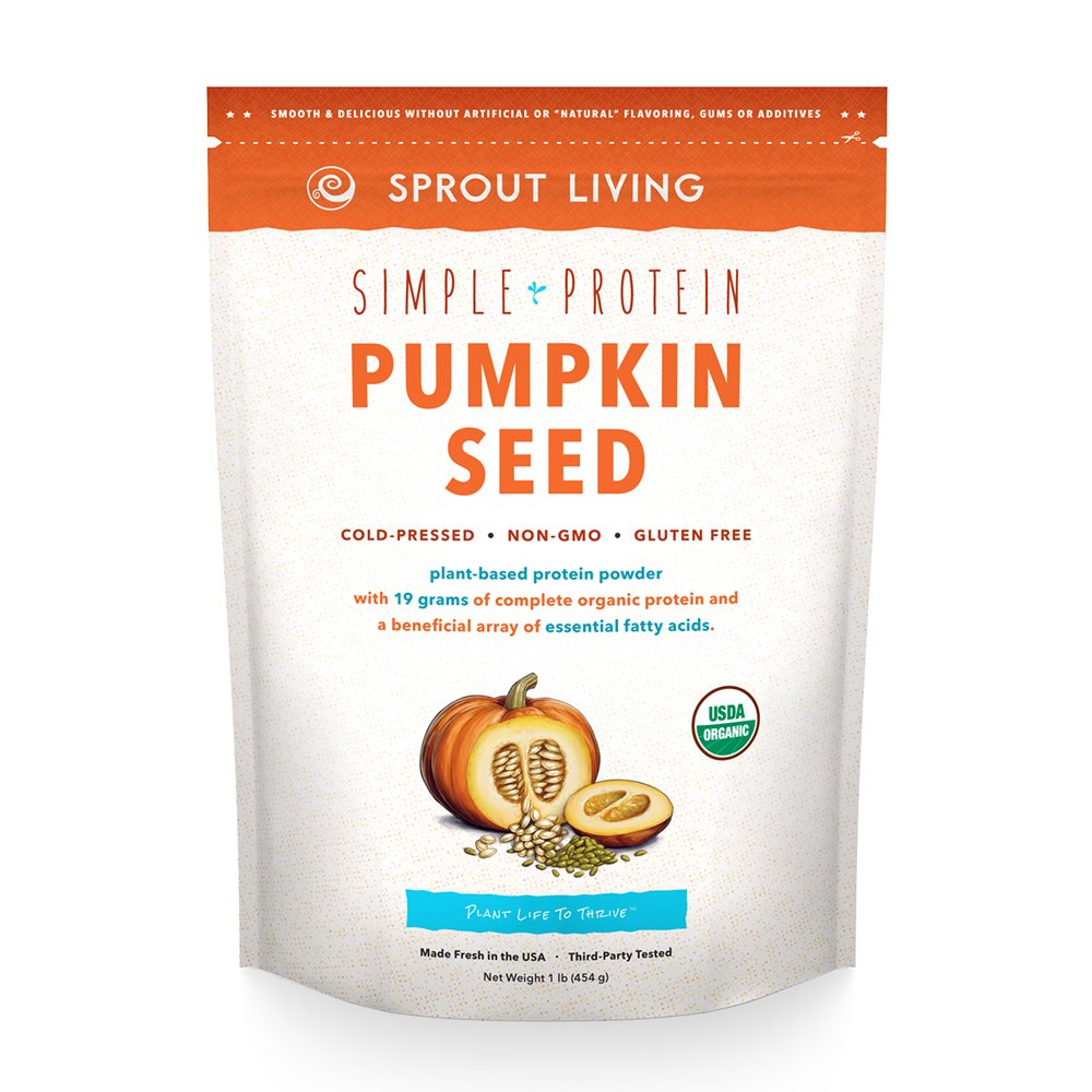 Amazon.com: Omega Nutrition Pumpkin Seed Protein Powder, 21-Ounce: Health & Personal Care