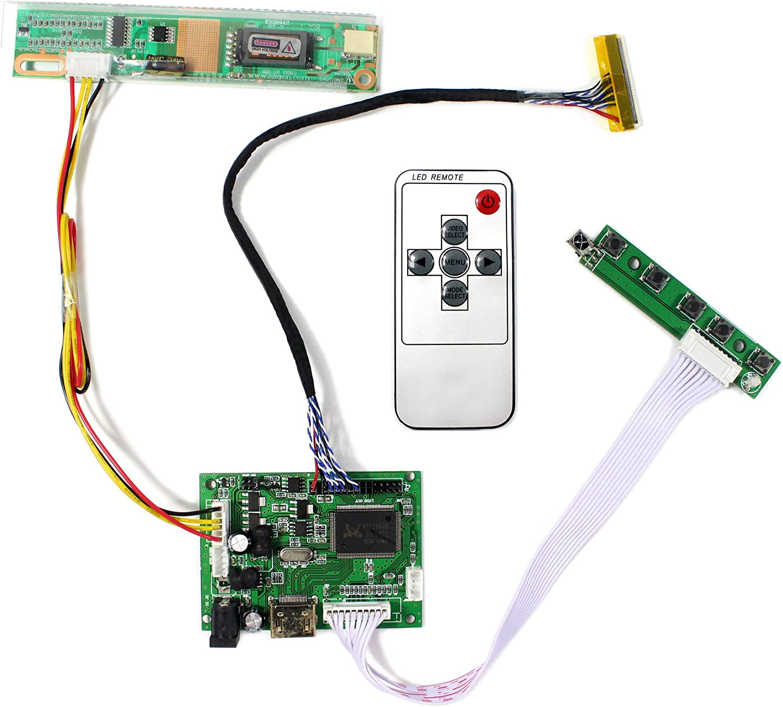 Tarjeta De Controlador Lcd, Entrada Hdmi B141ew01 M141nww1