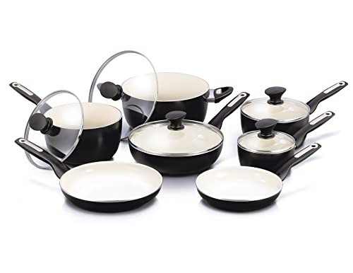 GreenPan Rio 12pc Ceramic Non-Stick Cookware Set Review
