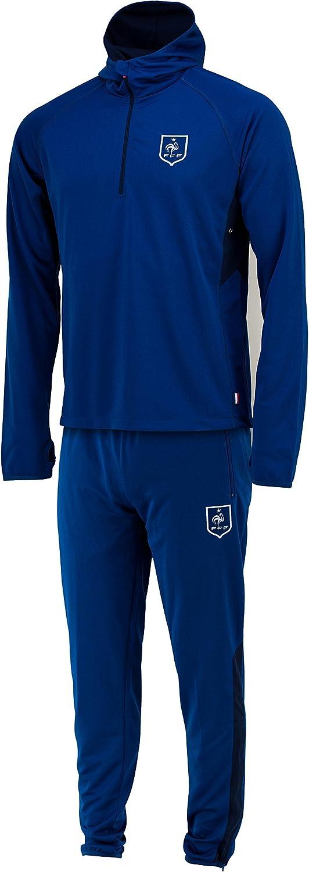 Equipe de FRANCE de football Surv/êtement Training FFF Collection Officielle Taille Homme