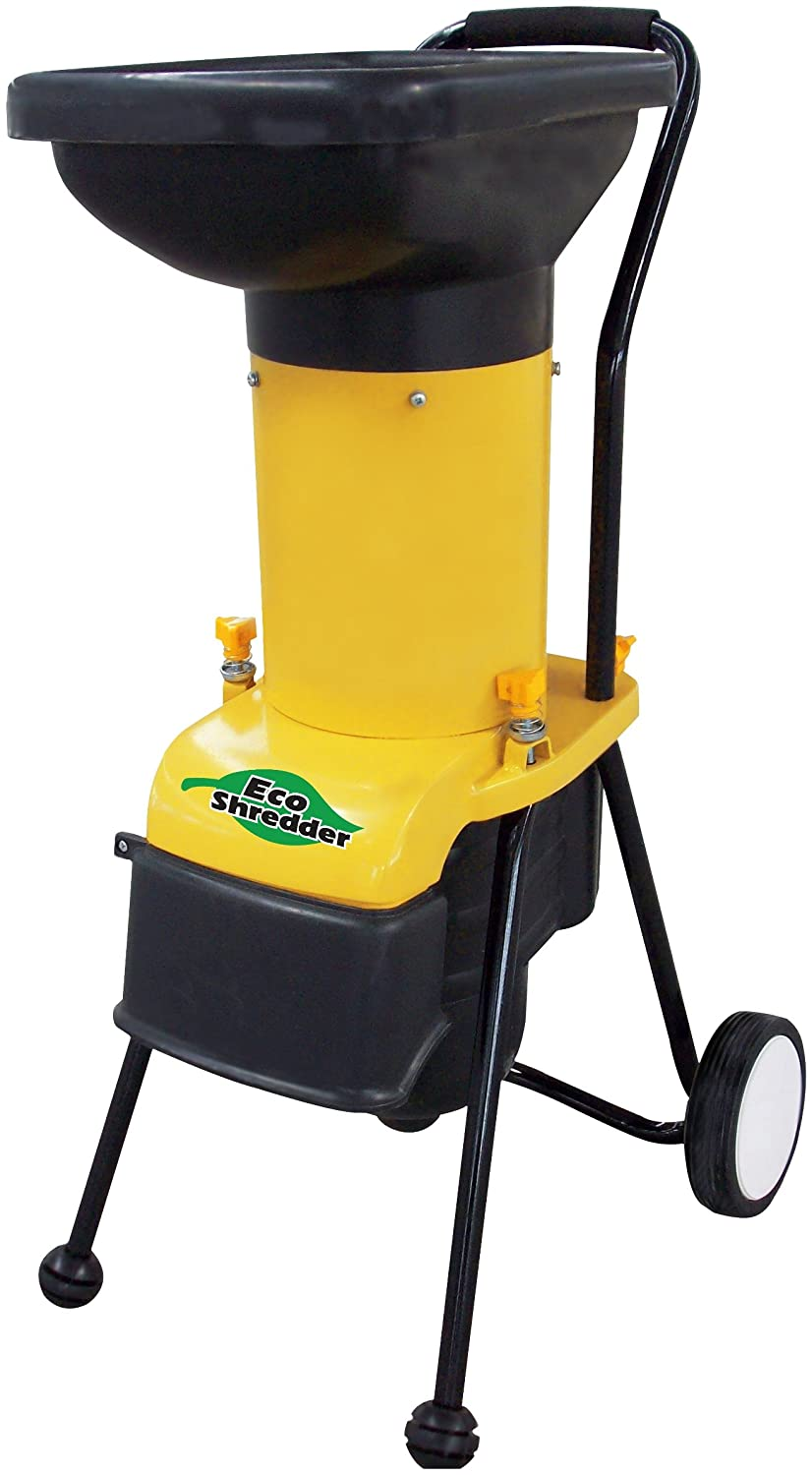 Eco-Shredder ES1600 14-Amp Electric Chipper / Shredder / Mulcher