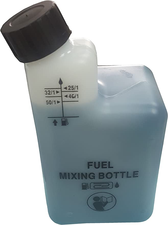 Amazon.com: Botella de combustible y mezcla de aceite para 2 ...