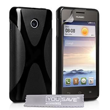 coque huawei ascend y 330