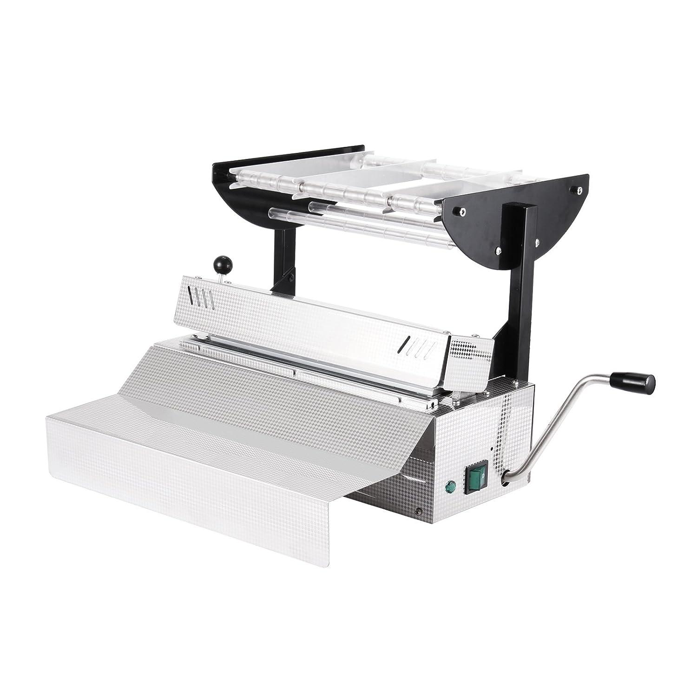 BananaB Dental Sealing Seal Machine 500W Sealer PlastiktüTe Siegelmaschine Kunststoffbeutel Edelstahl fadensiegelung Maschine (500W)