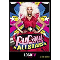 Rupauls All Star Drag Race Uncensoredcensored [Importado]