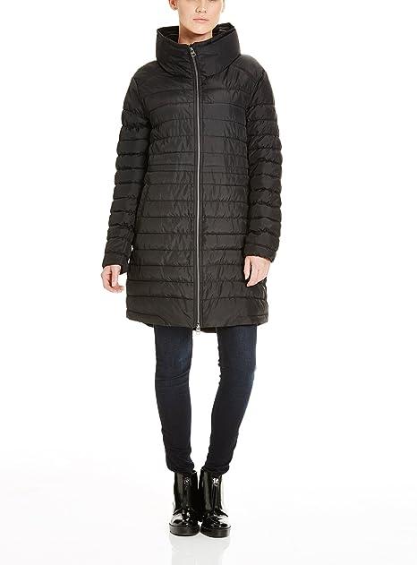 Bench Buckshot Winterjacke Jacket Damen Jacke Parka schwarz