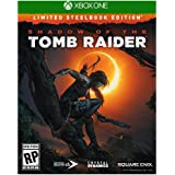 Shadow of the Tomb Raider - Day-one Limited Steelbook Edition - Xbox One