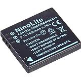 NinoLite DMW-BCE10 DB-70 互換 バッテリー 2個セット パナソニック / リコー等対応 dmwbce10x2_t.k.gai