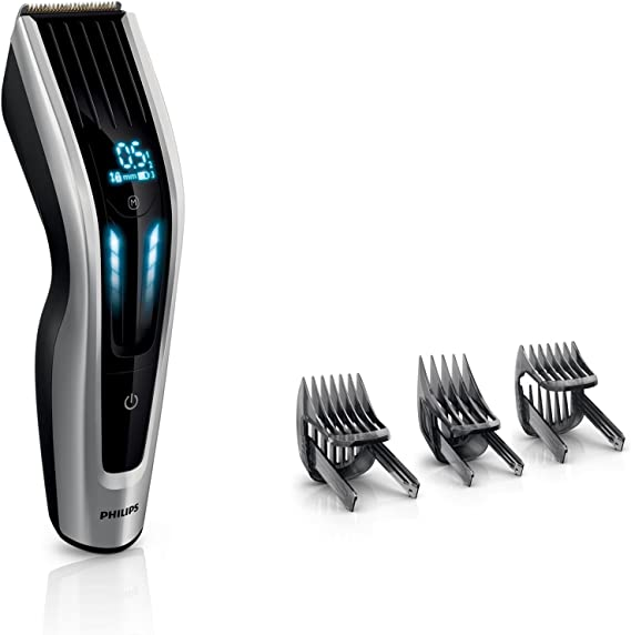 Philips HAIRCLIPPER Series 9000 cortapelos - Afeitadora (Auto ...