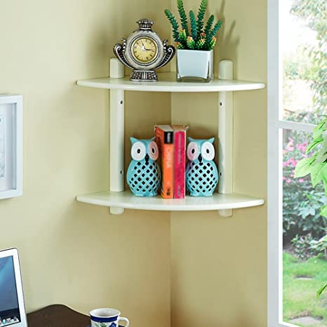 Amazon.com: Standing Shelf Units for Living Room Wall ...