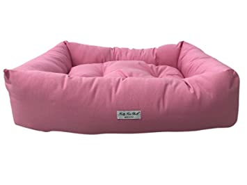 Trilly Tutti BrilliAkane - Cama para Perro, Color Rosa, número 100: Amazon.es: Productos para mascotas