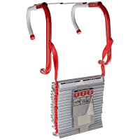 Kidde Three Story Fire Escape Ladder with Anti-Slip Rungs | 25 Feet | Model # KL-2S