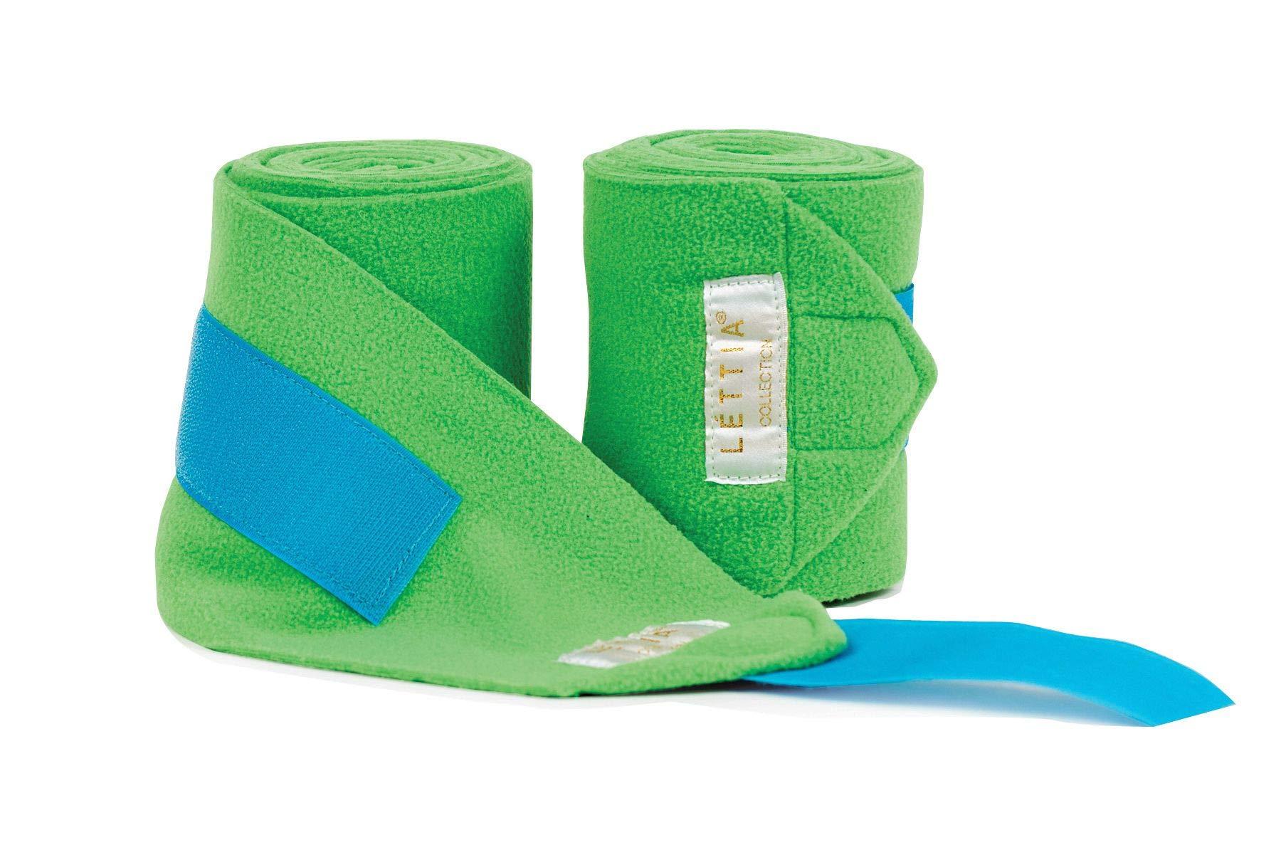 Lettia ICE Polo Wraps Lime Green by Lettia