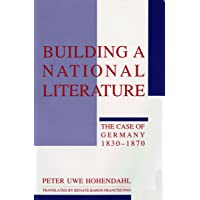 Building a National Literature: The Case of Germany