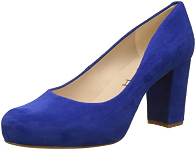 Unisa Damen Numis_18_KS Peeptoe Pumps