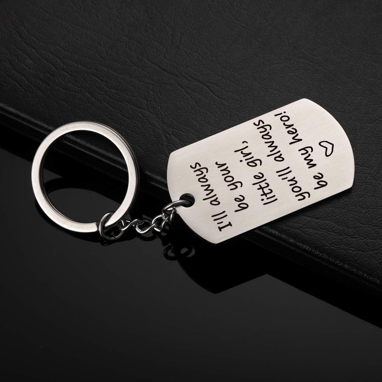 Vatertagsgeschenk Schlüsselanhänger Bestes Geschenk Für Vater Bekleidung