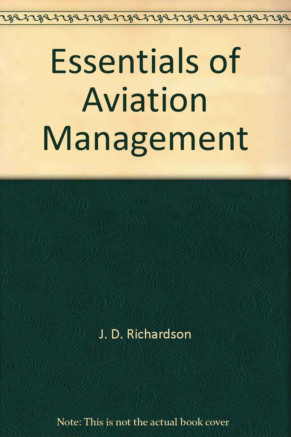 Essentials of aviation management (Aviation management series)