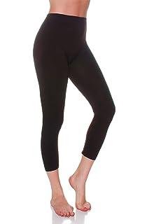 309881a624 Emmalise Women s Active Clothing Capri Seamless Legging - Regular and Plus  Sizes