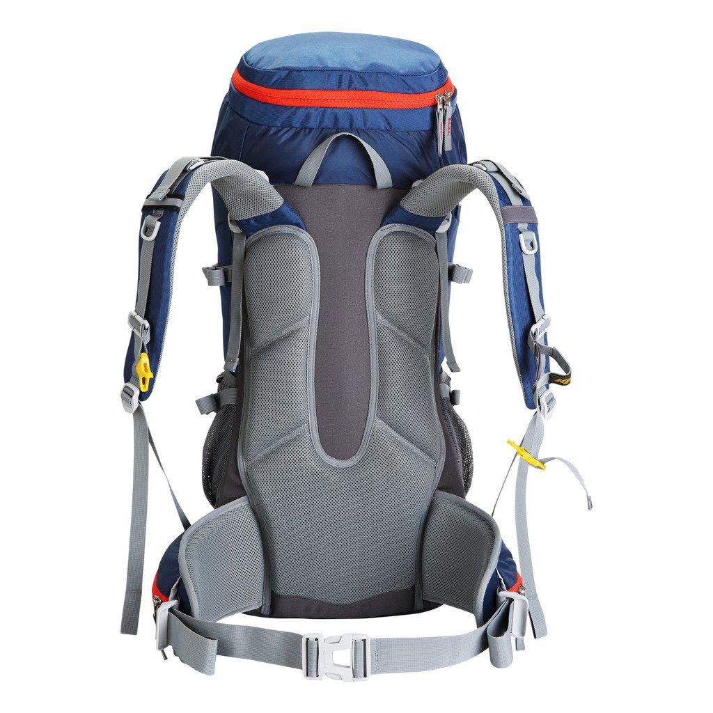 689cb74ab685 Amazon.com : Kimlee Large 45L Outdoor Backpack Unisex Travel ...