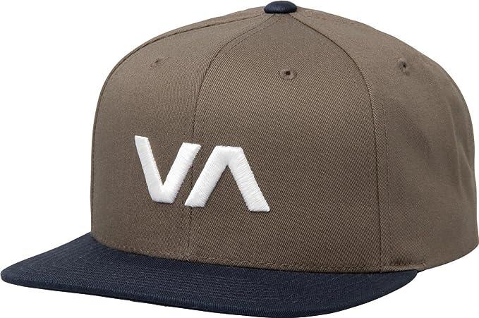 RVCA Va de Hombres Gorra Gorro de II - Gris -: Amazon.es: Ropa y ...