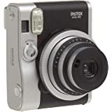 Fujifilm Instax Mini 90 Neo Classic Instant Film Camera, Silver/Black