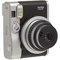 Fujifilm Instax Mini 90 Camera, Black