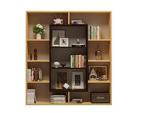 Scaffali Per Libri Design.Homidea Venus Libreria Scaffale Per Libri Scaffale Per Ufficio Soggiorno Dal Design Moderno Faggio Wenge