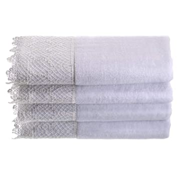 Creative Scents vingertop Handdoeken voor badkamer (11x18 inch ...