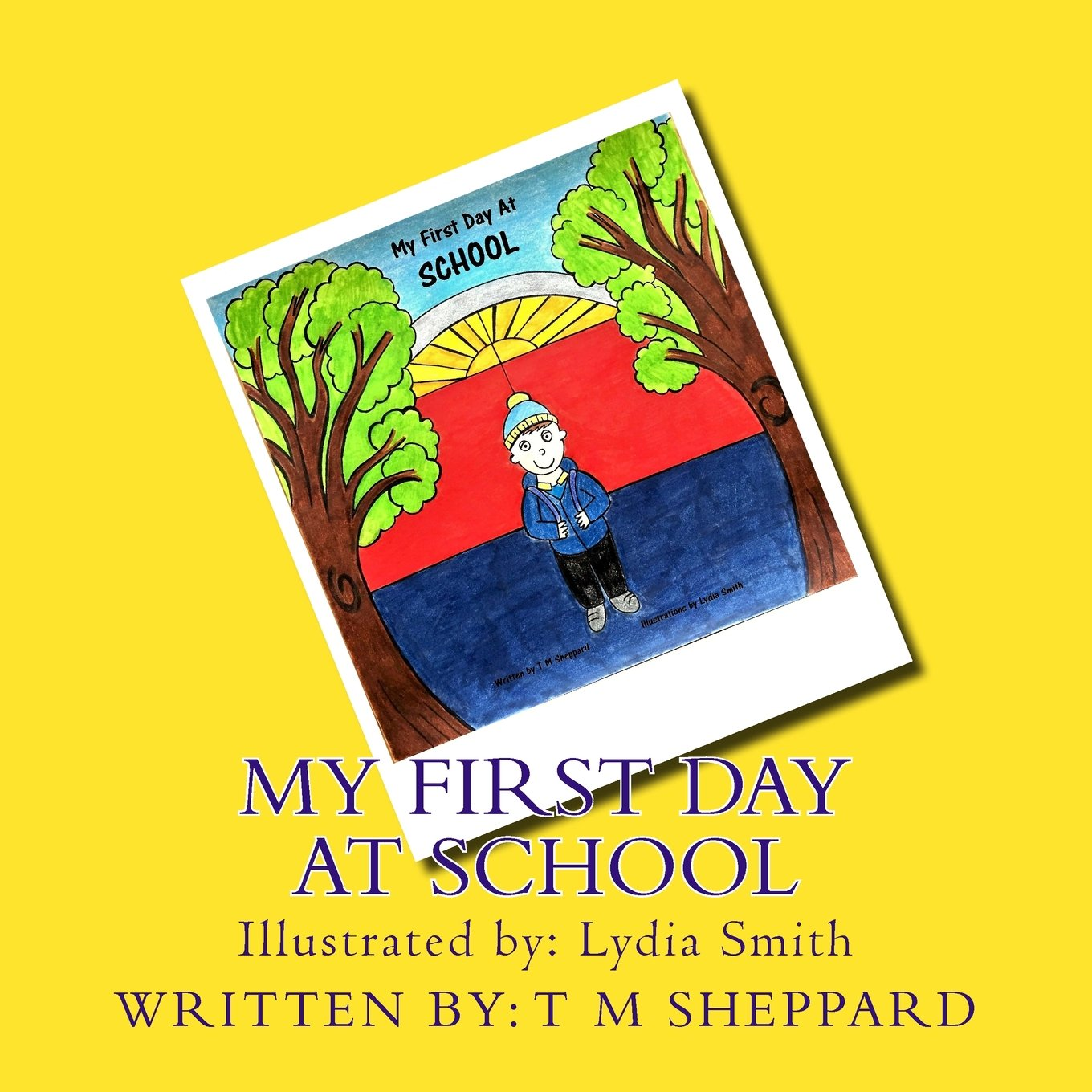 Read Online My first day at school PDF