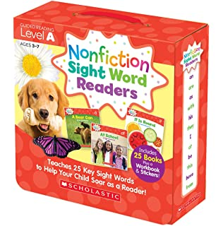 First Little Readers Parent Pack Guided Reading Level A 25