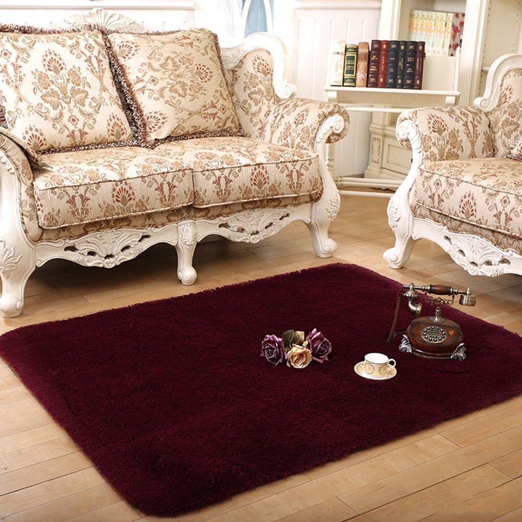 Rugs Living Room Wine Red Sofa Living Room Carpet Bedroom Rug