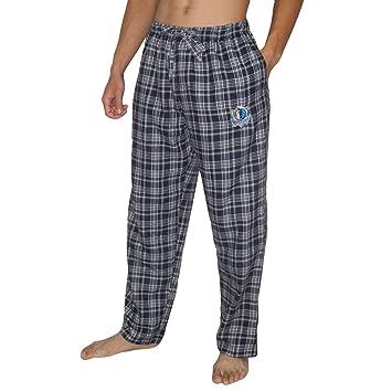 NBA Dallas Mavericks Otoño/invierno Mens cuadros pijamas/pijamas - Multicolor, NBA,