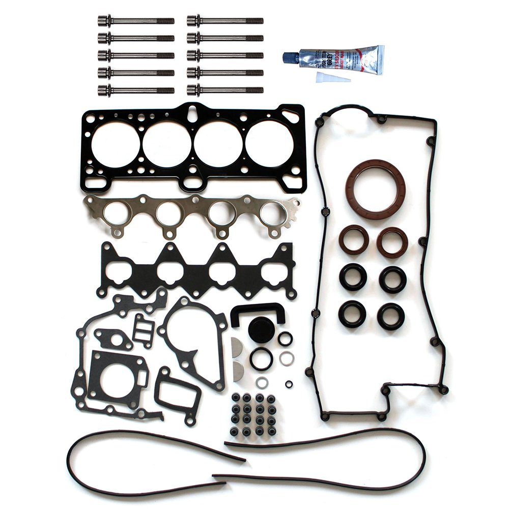 ECCPP Head Gasket Set w/Bolts for 2006-2011 2007 2008 2009 2010 Kia Rio 1.6L Kia Rio5 Hyundai Accent l4