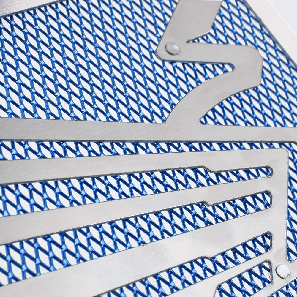 FATExpress Capot de protection pour moto Aluminium Aftermarket Capot de protection pour refroidisseur dhuile 2013-2018 Honda CB500F CB500X 2014 2015 2016 2017 13-18