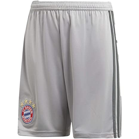 4e1b0990d Amazon.com   adidas 2018-2019 Bayern Munich Home Goalkeeper Shorts ...