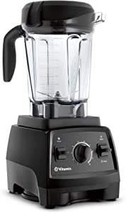 Vitamix Next Generation Blender, Professional-Grade, 64oz. Low-Profile Container, Black (Renewed)