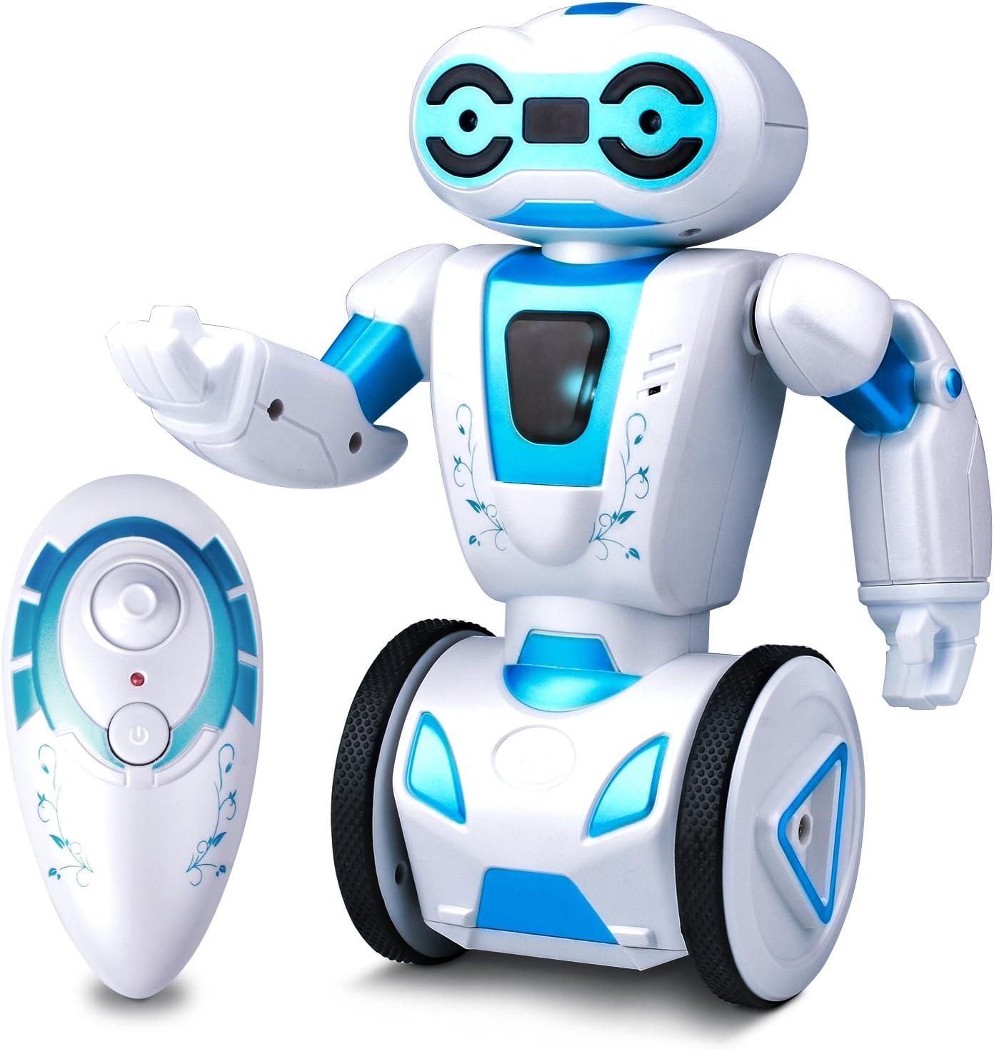 robot rodador de juguete