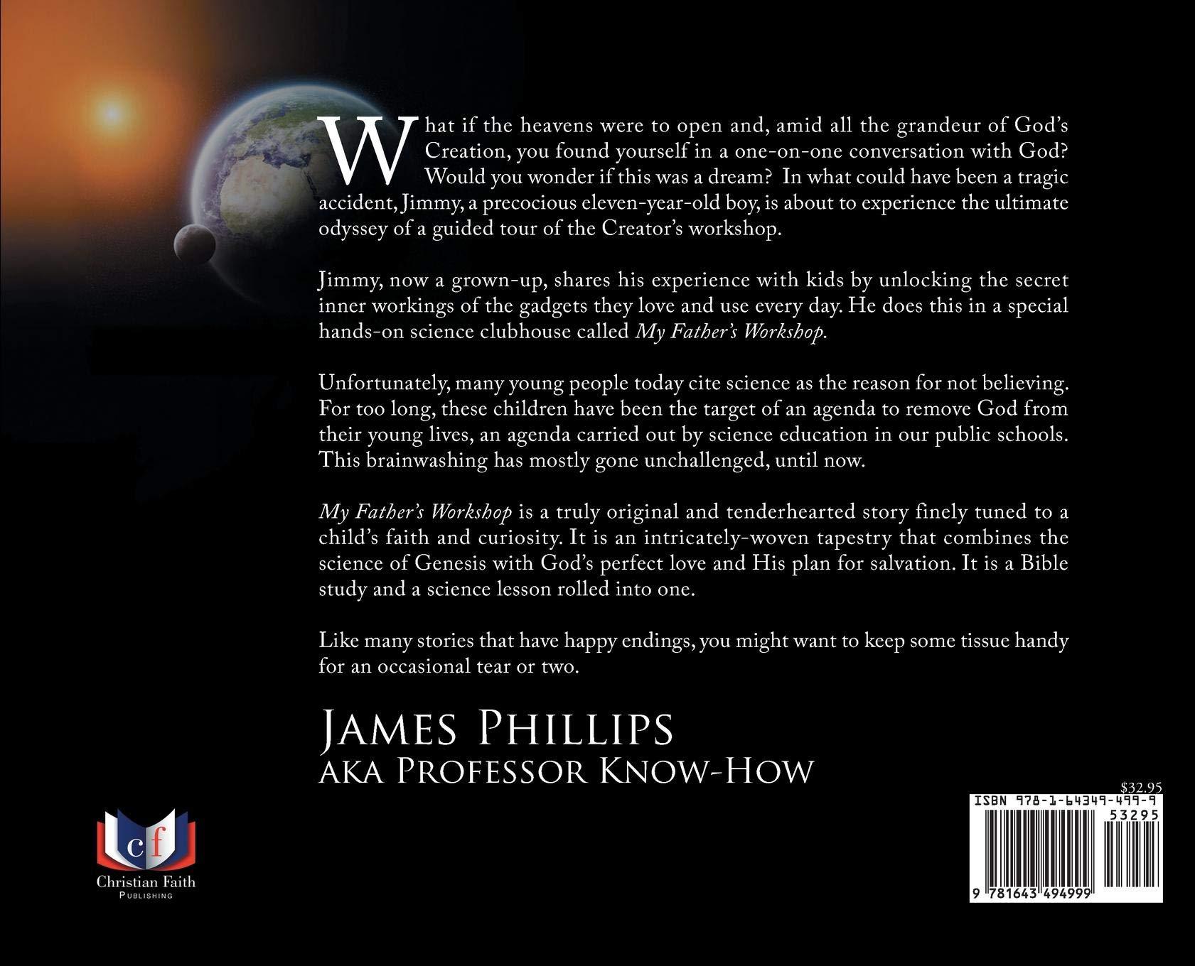 My Fathers Workshop: Amazon.es: James Phillips aka ...