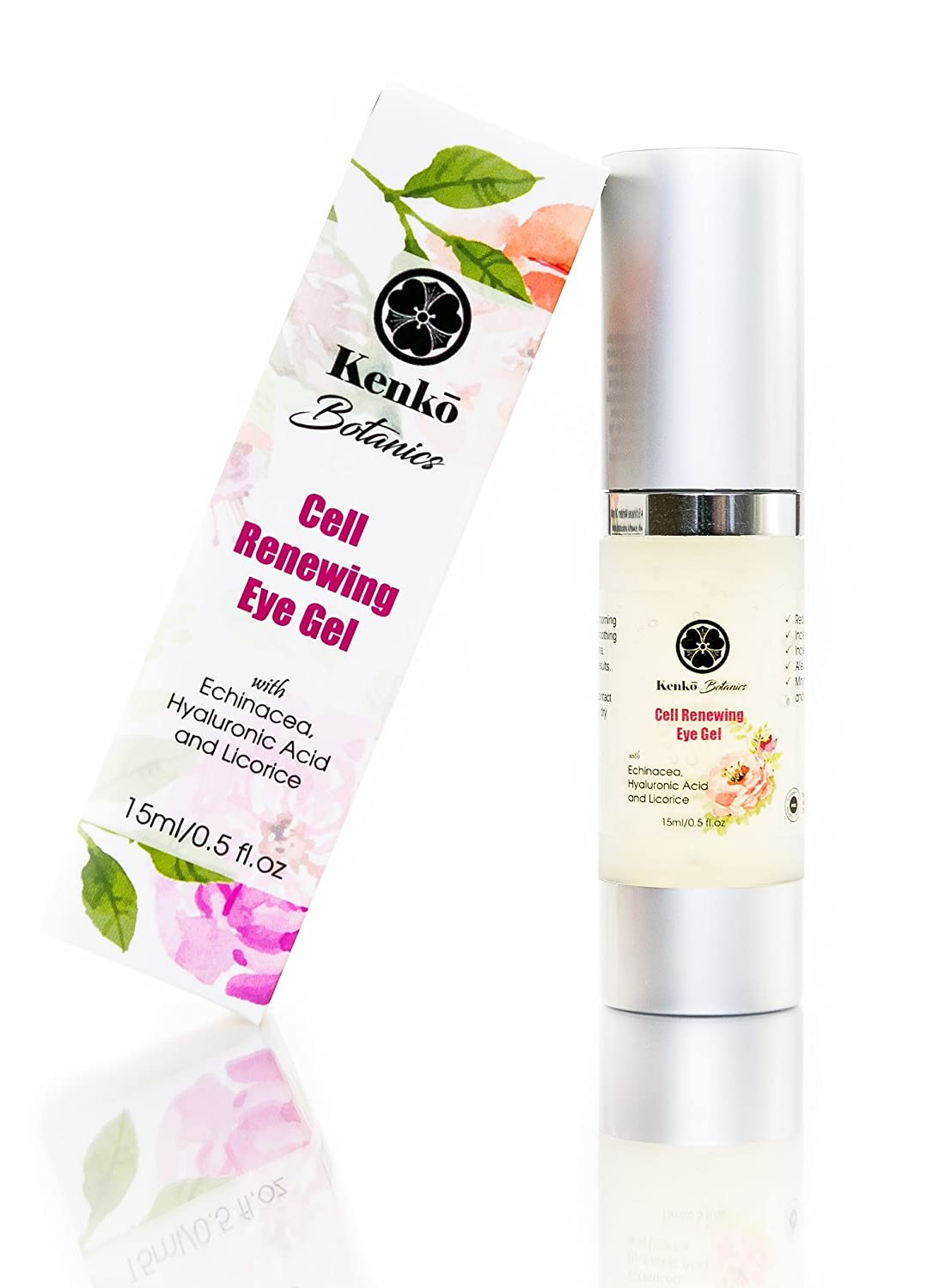3. Kenko Botanics Cell Renewing Eye Gel