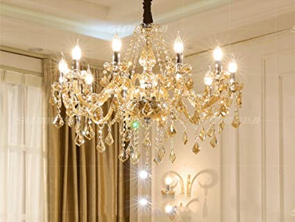 Kronleuchter Dekoration ~ Leohome moderne kristall kronleuchter home lighting lüster de