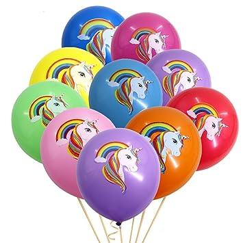 Mattelsen globos unicornio, globos Lunares Balloons ...